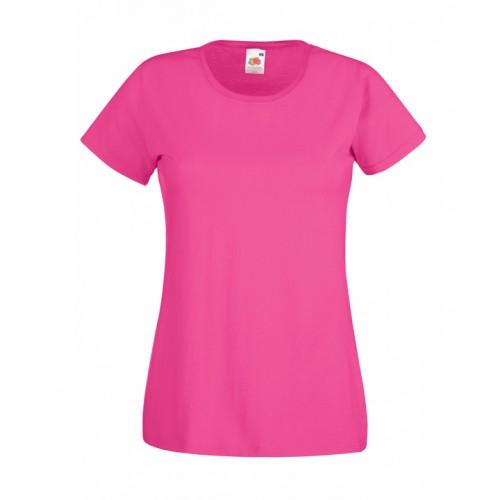 Лејди Фит Велјувеит - Розева маица